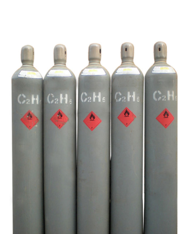 Ethane C2H6 Industrial And Medical Gases